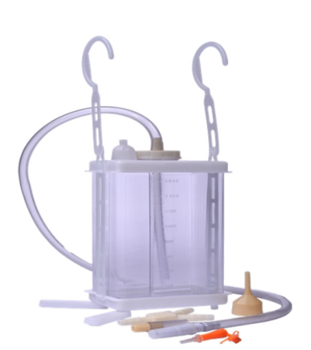 Picture of Single cavity chest drainage bottle