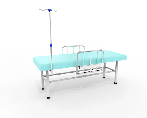 Picture of  Reno Hospital medical examination clinic bed
