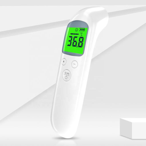 Picture of Digital Infrared Forehead Thermometer More Accurate Medical Fever Body Thermometer