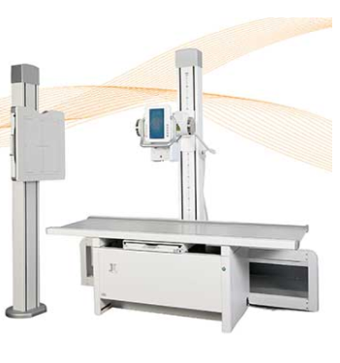 Picture of Jd6500 digital medical X-ray photography system
