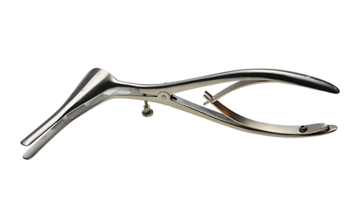 Picture of The nasal speculum