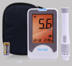 Picture of Bluetooth large screen blood glucose meter