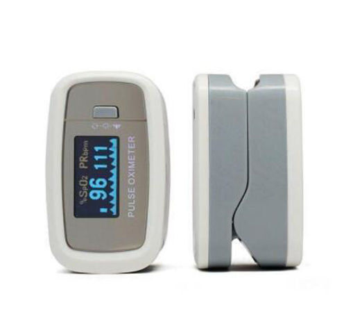 Picture of CONTEC 50D1Finger Pulse Oximeter finger oximeter-CE Color display oxymenter