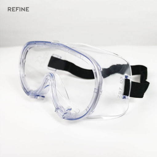Picture of Safety medical anti-fog goggles
